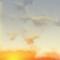 Wettergrafik für Dämmerung für Bedeckungsgrad 6/8, stark bewölkt