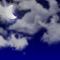 Wettergrafik für Nacht/nachts für Bedeckungsgrad 4/8, wolkig