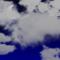 Wettergrafik für Nacht/nachts für Bedeckungsgrad 5/8, bewölkt