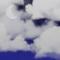 Wettergrafik für Nacht/nachts für Bedeckungsgrad 6/8, stark bewölkt