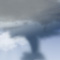 Weather graphics for daytime, for ww-Code 19 (Funnel clouds at or within sight of the station)