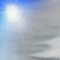 Weather graphics for daytime, for ww-Code 40 (Fog or ice fog at distance, but not at station)