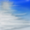 Weather graphics for daytime, for ww-Code 46 ( Fog or ice fog, sky visible, has begun or has become thicker)